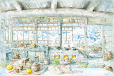 100年の台所