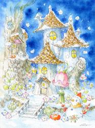 フェアリーハウス冬