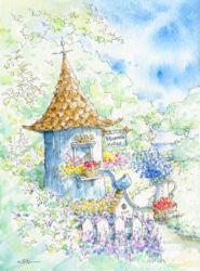 リトルミーの庭